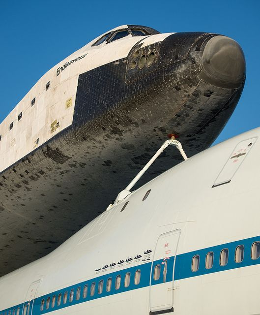Space Shuttle Endeavour (201209180003HQ) by nasa hq photo, via Flickr