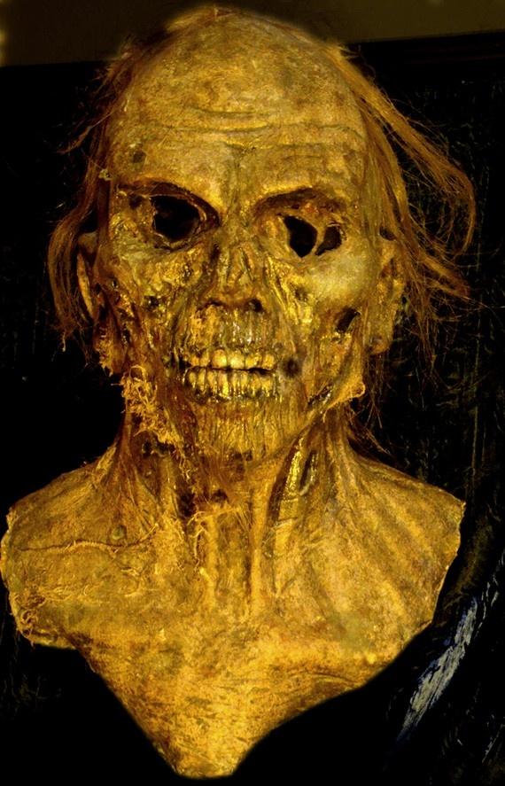 Custom Film Quality Zombie mask Horror Movie Prop by IllWilledFX
