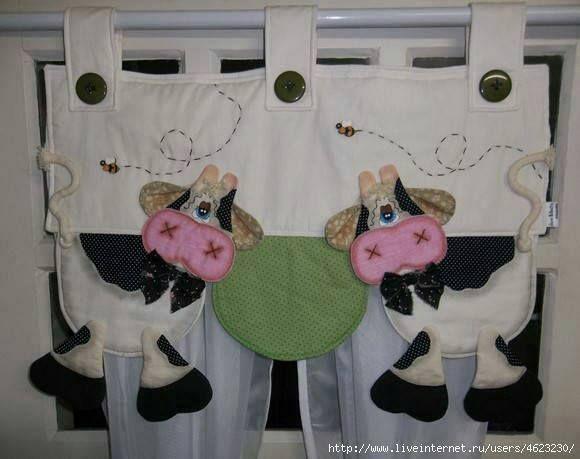 pannello mucche