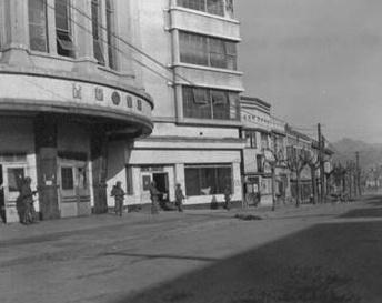 1960's Scala Movie Theater in Seoul, Korea