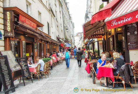 Rue Mouffetard Shops | rue du Pot de Fer, off rue Mouffetard