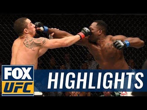 MMA Robert Whittaker vs. Derek Brunson | UFC Fight Night Melbourne Australia Highlights