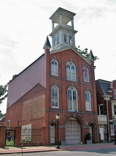Historic firehouse, York, Pennsylvania | Flickr - Photo Sharing!