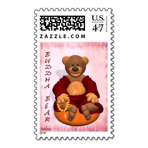 Dinky Buddha Bear