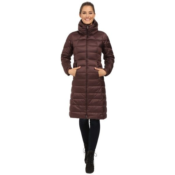 Patagonia Downtown Loft Parka Women's Coat ($379) ❤ liked on Polyvore featuring outerwear, coats, hooded parka, hooded parka coat, patagonia parka, hooded shawl collar coat and parka coat