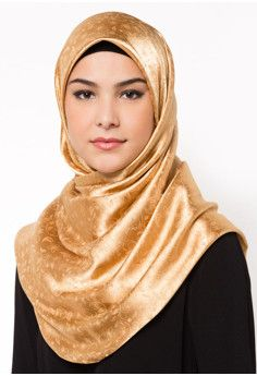 Turkey Satin Square Scarves