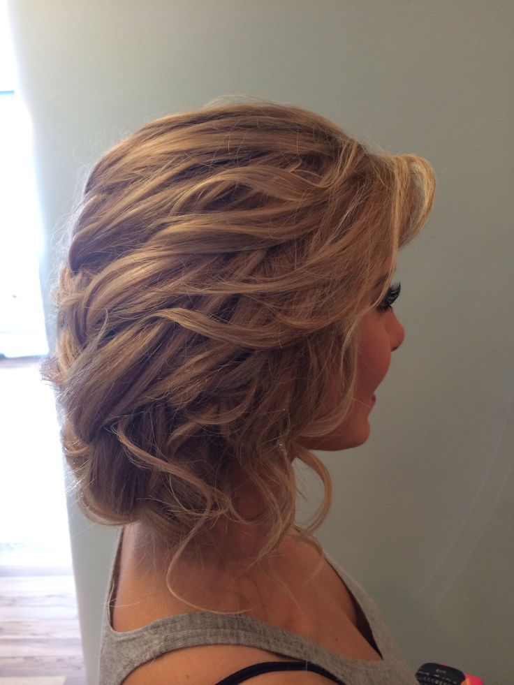 Prom hair #updo #promhair