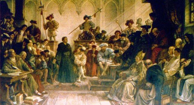 3 Historische momenten uit het leven van Maarten Luther