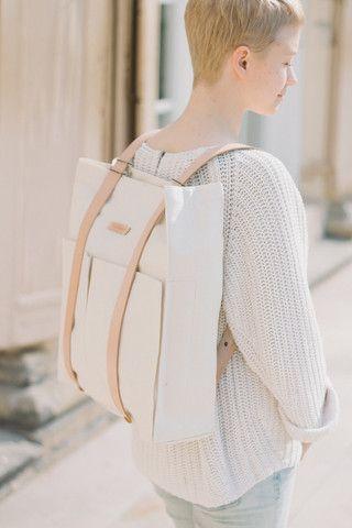 Market Bag Off White