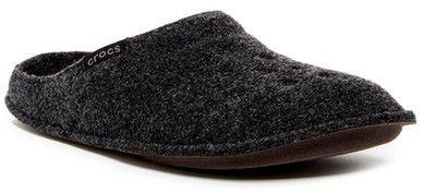 d9abaf95d43dac Crocs Classic Faux Fur Slipper