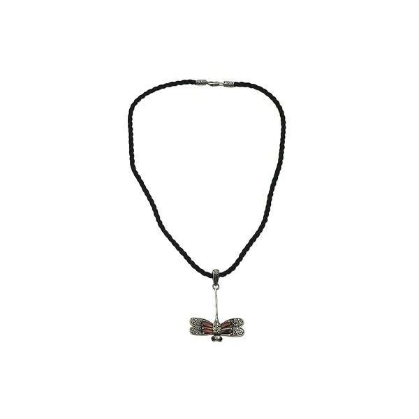 NOVICA Garnet choker ($100) ❤ liked on Polyvore featuring jewelry, necklaces, clothing & accessories, garnet, pendant, spiral pendant, dragonfly necklace, choker pendants, dragonfly pendant necklace and garnet pendant necklace