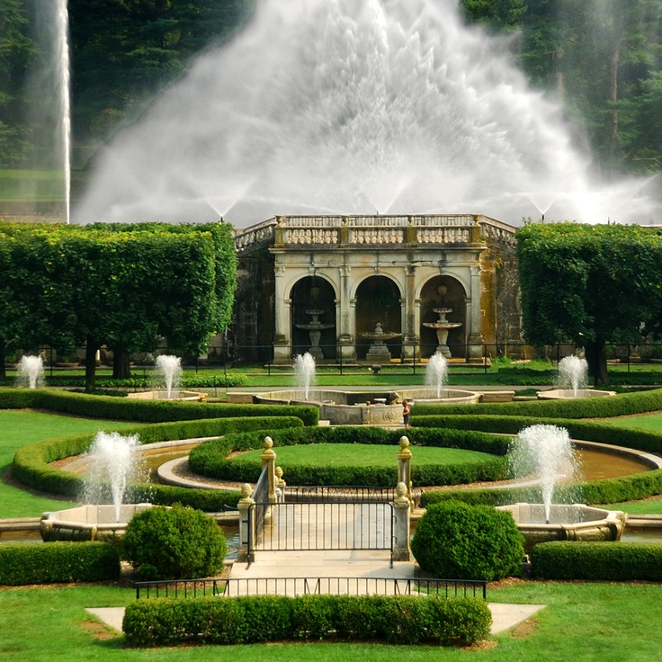 Longwood Gardens-- just beautiful!