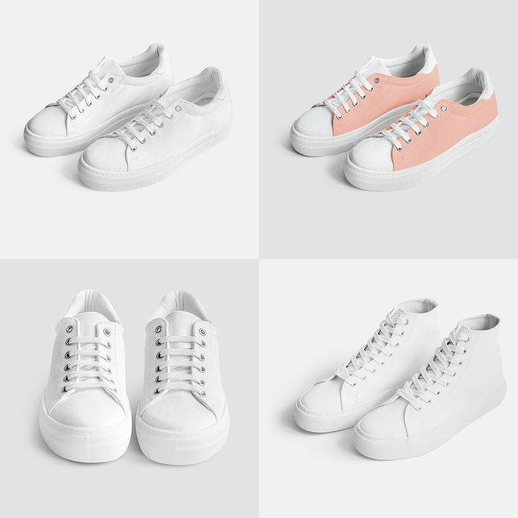 Download Premium Illustration Of Women S Canvas Sneakers Mockup Clothing Mockup Canvas Sneakers Mockup