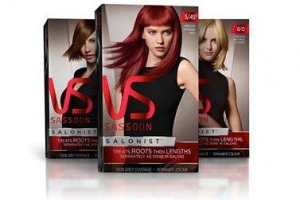 Free Vidal Sassoon Hair Dye