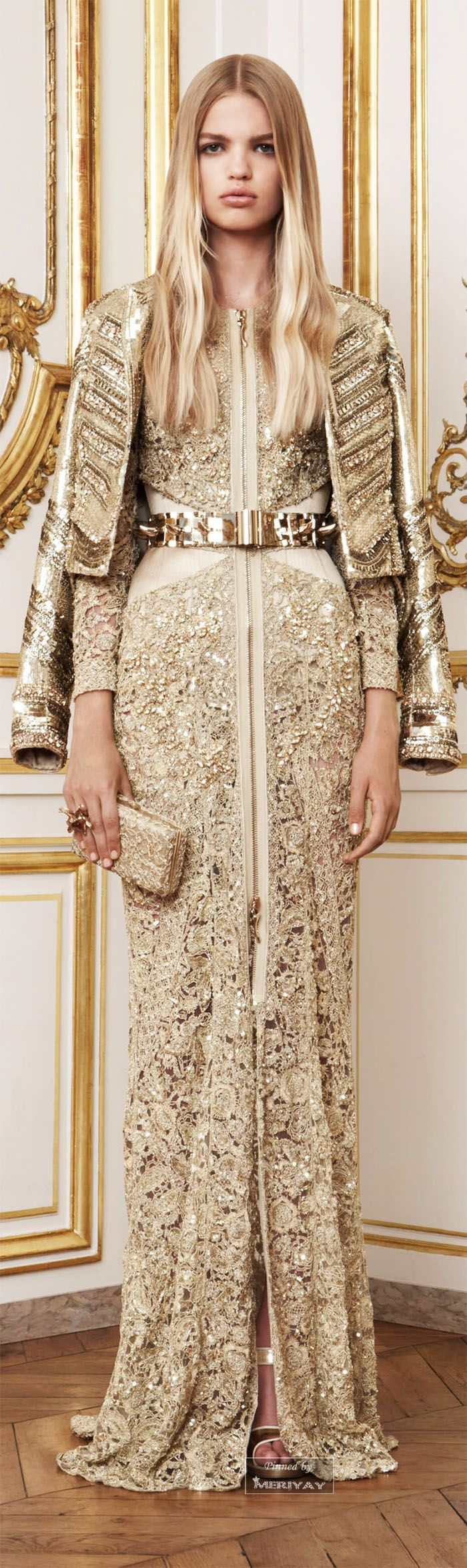 Givenchy Haute Couture.