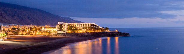 Hoteles con encanto en La Palma. Hotel Sol La Palma.