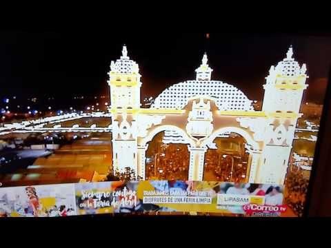 Video el comienzo de la Feria de Abril Sevilla 2016 portada y recinto ferial - http://www.feriadeabrilsevilla.com/video-comienzo-de-la-feria-2016-con-su-alumbrado-de-portada-y-recinto-ferial/