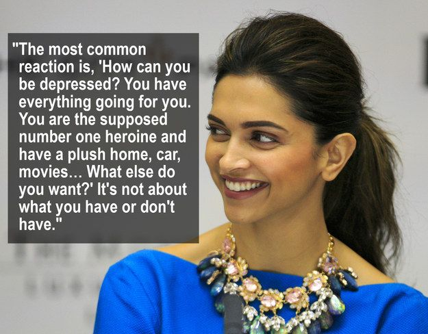 Image result for deepika padukone on depression quotes