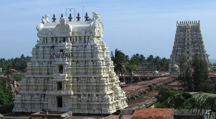 Ramanathaswamy Temple Rameshwaram is situated in the island of Rameshwaram, Tamil Nadu. It is one of the four sacred Char Dhams in the country.