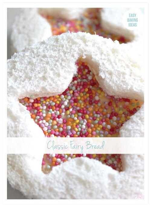 Fairy Bread & Make Bake Create