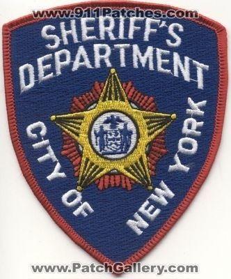 Photos Of Nyc Sheiff | New York   New York Sheriffu0027s Department    PatchGallery.com. Police PatchesSheriffLaw ...