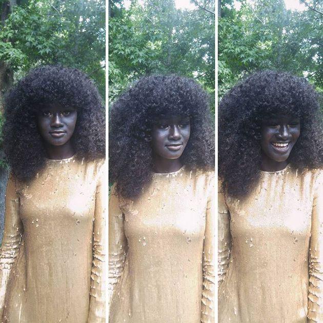 Pin On Black Woman