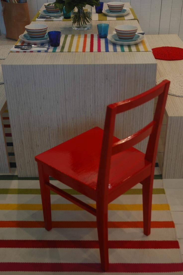 """Mummila"" chair by Homecrafts"