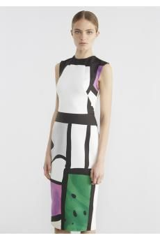 The Truffle Dress from CAMILLA AND MARC's Ready-To-Wear Resort 2015 collection.
