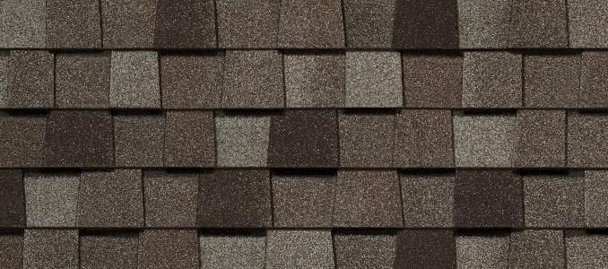 Landmark™ - Designer - Residential - Roofing - CertainTeed  Mission brown