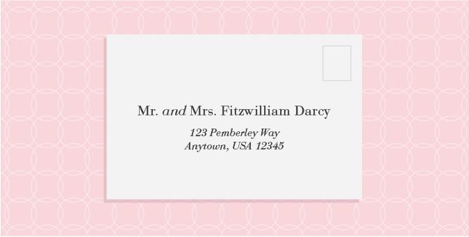 how to properly address your wedding invitations | wedding paper, Wedding invitations