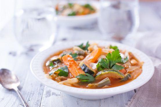 Garden Vegetable Soup Recipe - Food.com