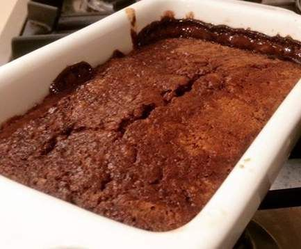 Recipe Paleo Chocolate Self Saucing Pudding by Marinya Cottage Kitchen - Recipe of category Desserts & sweets