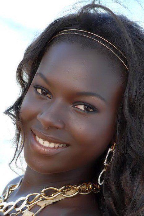 20 Most Beautiful Black Women In The World | Dusky Girls
