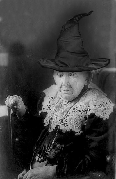 Miss Beatrice Blackstone.  Headmistress and Founder of, Miss Blackstones School for Witches.
