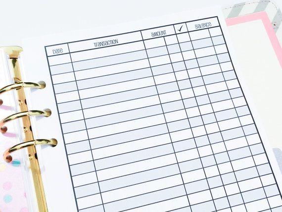 best checkbook register software
