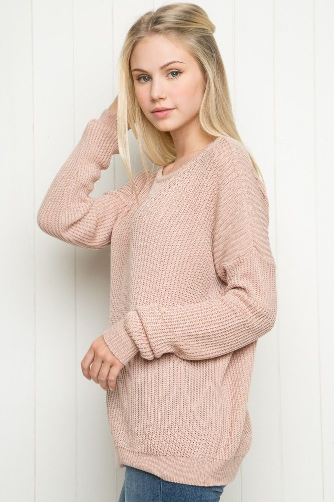 Brandy ♥ Melville | Ollie Sweater - Pullovers - Sweaters - Clothing