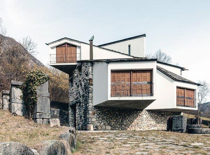 Giuseppe Pizzigoni, Casa Nani, Parre - Cerca con Google