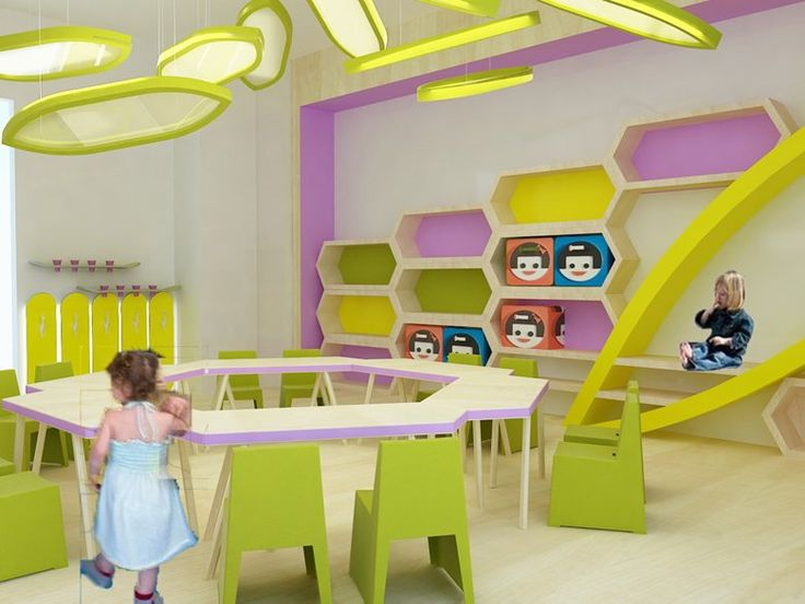Kindergartens Nursery, Antalya, 2015 - AYDIN UÇAR