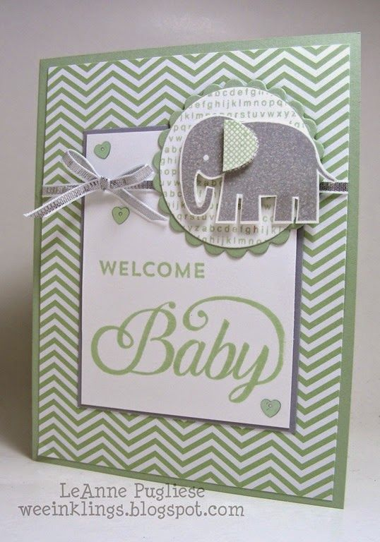 244 best babies images on pinterest baby cards invitations and leanne pugliese weeinklings celebrate baby zoo babies stampin up filmwisefo