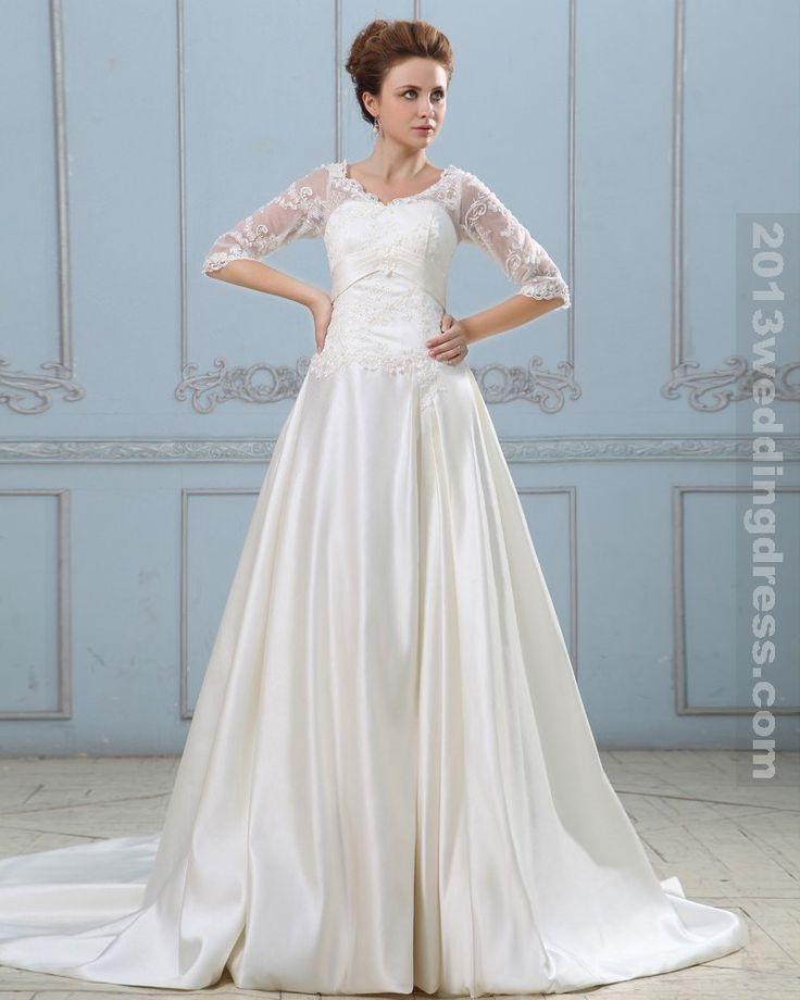 19 best Becky images on Pinterest | Hochzeitskleider, Brautkleider ...