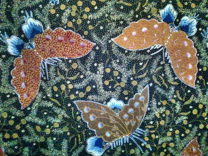 Beautiful Batik Pekalongan.