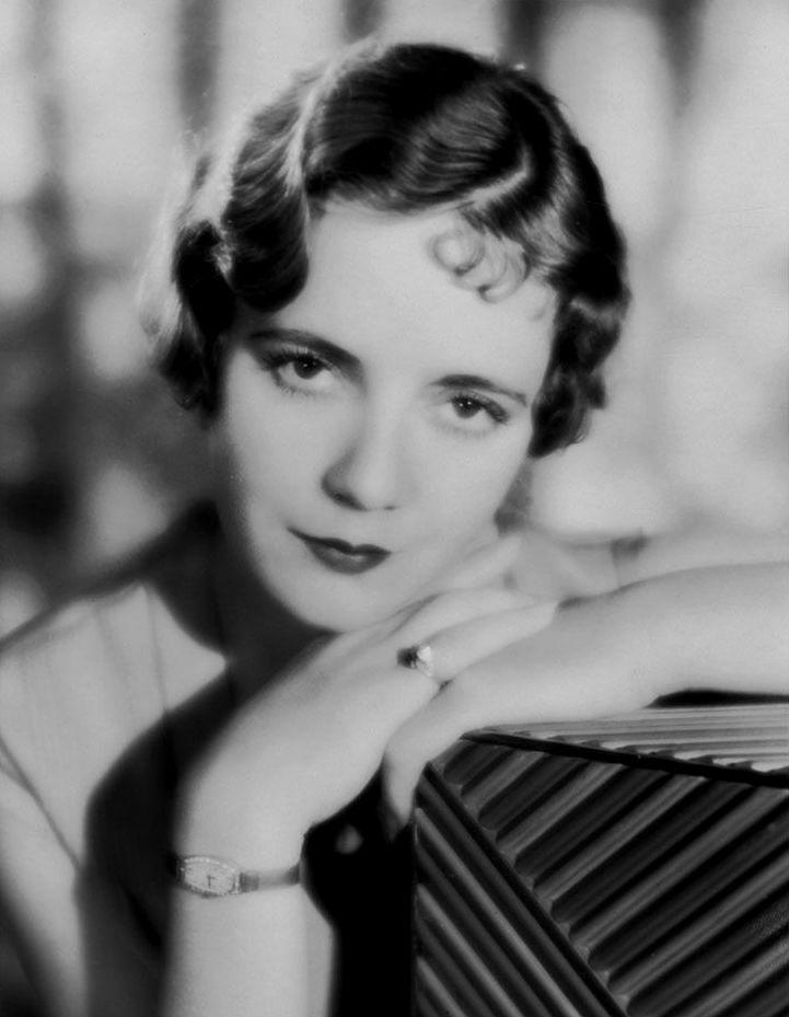 Lois Wilson by Elmer Fryer (1924)