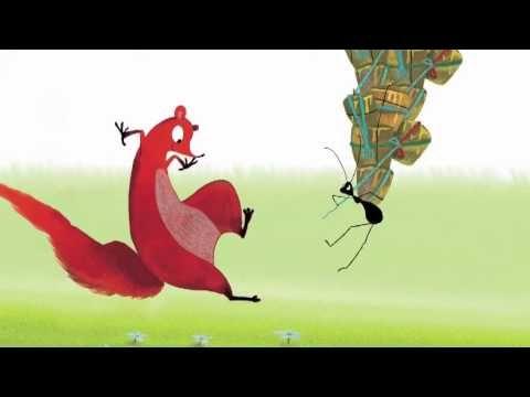 Fundel is de kijker: Eekhoorn is een held (Supervrienden - UnieboekSpectrum) - YouTube