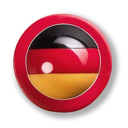 Boutons dessin drapeau allemand