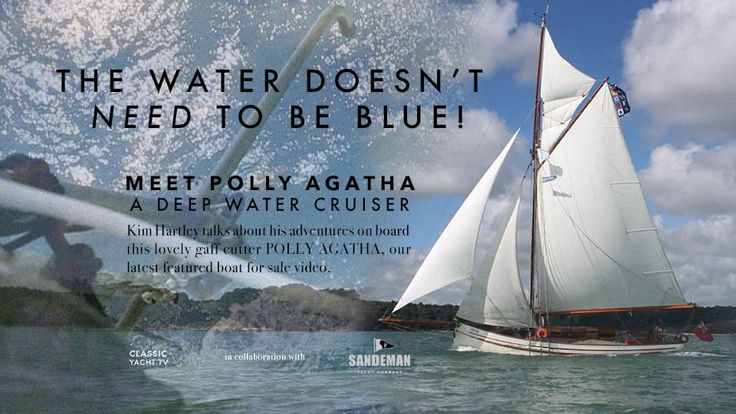 POLLY AGATHA – Featured Boat For Sale – Classic Yacht TV