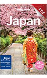 eBook Travel Guides and PDF Chapters from Lonely Planet: Japan - Tokyo (PDF Chapter) Lonely Planet