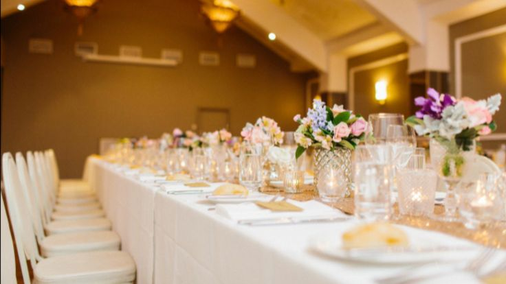 Warehouse wedding- Mirra Brisbane- Julian Beattie- Stylised- Brisbane- Pastel flowers- Blush- Lilac- White- blue- Vintage- Metallic- Gold- Sequin- Centrepiece- Reception