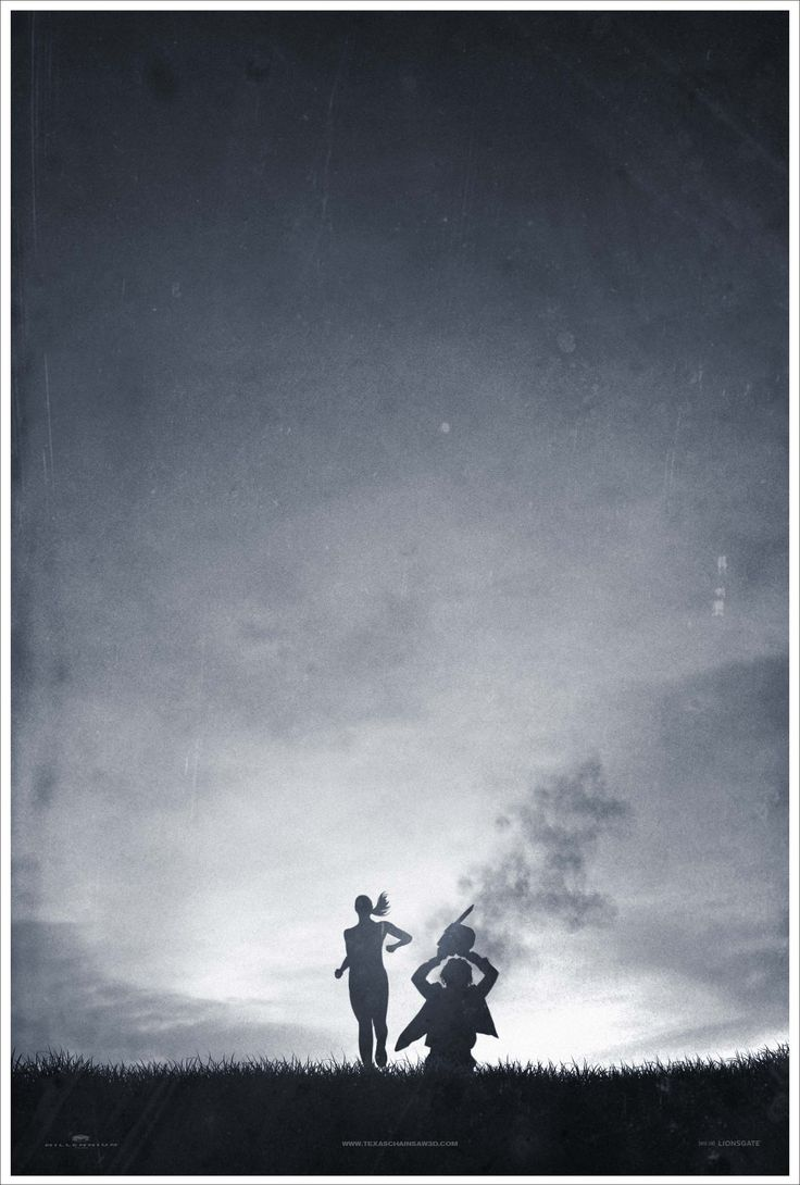 Poster Art Inspired by TEXAS CHAINSAW 3D