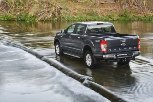 New Models : Ford Ranger XLT
