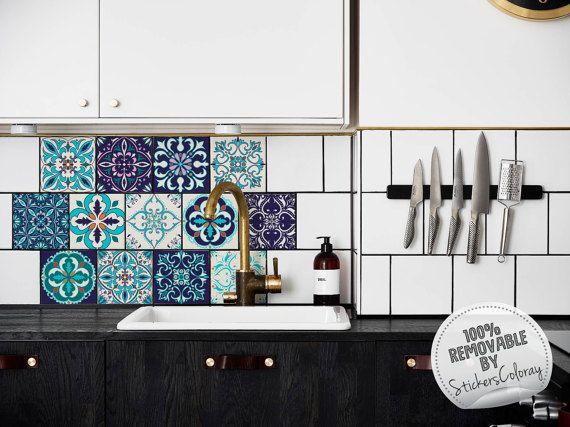 25+ parasta ideaa Pinterestissä Fliesen kleben - fliesen tapete küche